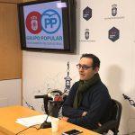 """Romano (PP) denuncia el """"desinterés"""" de Pilar Zamora por las personas con discapacidad"""