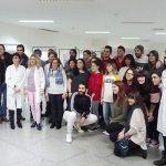 Alumnos de la Escuela de Arte exponen sus propuestas publicitarias para fomentar las donaciones en el Banco de Sangre de Ciudad Real