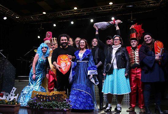 1abc898553 Miguelturra ya ha inaugurado oficialmente su Carnaval 2018 con una tarde  repleta de actos y de máscaras en todos ellos, donde se han superado todos  los ...