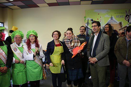 ed18ece0d8 El Palacio del Carnaval de Miguelturra (CERE) ha sido elegido una vez más  para acoger la trigésimo quinta edición del Concurso de Fruta en Sartén, ...