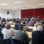 La Plataforma de Jubilados y Pensionistas de Puertollano echa a andar con cuatro comisiones