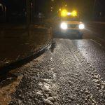 Ciudad Real: Distribuidos 2.400 kilos de sal para prevenir la aparición de placas de hielo
