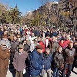 La Plataforma de Jubilados y Pensionistas de Puertollano convoca tres acciones de protesta en marzo