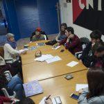 """""""Si paran las mujeres, se para el mundo"""": Sindicatos y colectivos feministas comienzan a preparar la huelga del 8 de marzo"""