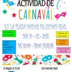 Sábado de Carnaval con la Asociación Juvenil El Quijote