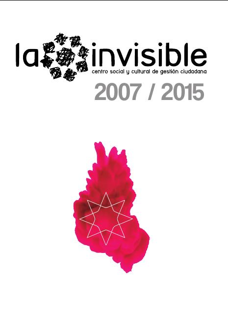 Cubierta de la Memoria de 2015