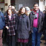 Olmedo comparte las reivindicaciones y movilizaciones del 8-M contra la desigualdad, la discriminación y la brecha salarial