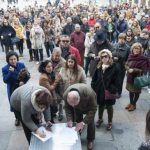 Ciudad Real: Concentración en recuerdo de los niños asesinados y a favor de la prisión permanente revisable