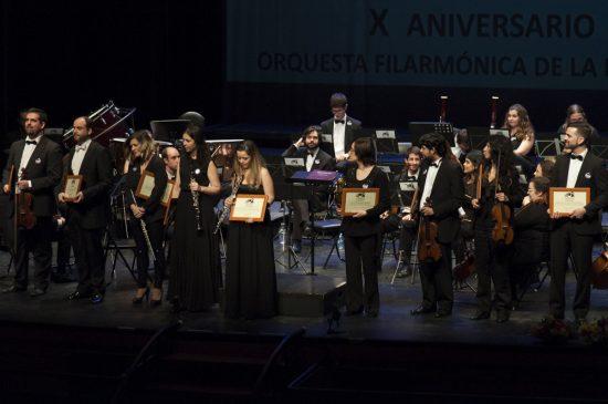Concierto X Aniversario OFMAN - 3