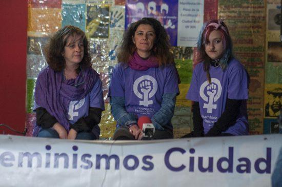 Feminismos huelga 1