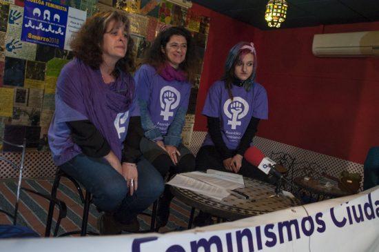 Feminismos huelga 2