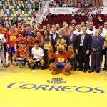 El Quijote Arena acogerá el primer partido de España tras la conquista continental del pasado mes de enero