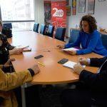 El PSOE provincial de Ciudad Real se reúne con AJE para seguir avanzando en la mejora del empleo en la provincia de Ciudad Real