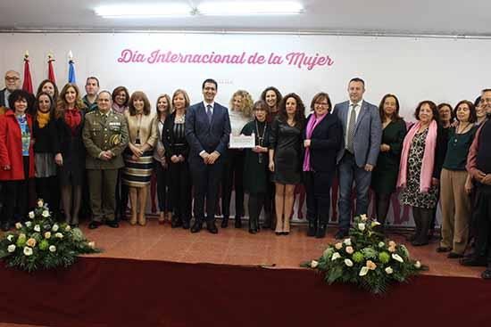 Olmedo-II Premio por la Igualdad