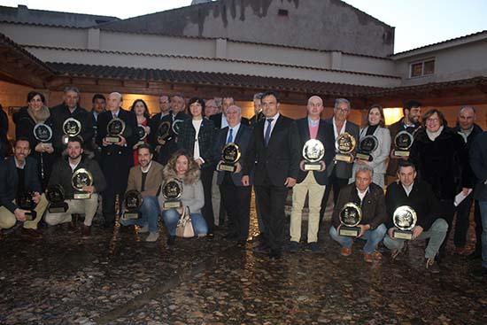 Olmedo-Premios DO La Mancha