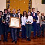"""Entregados los premios del Patronato Municipal de Deportes de Ciudad Real:  """"Las ciudades son mejores cuando se practica deporte"""""""