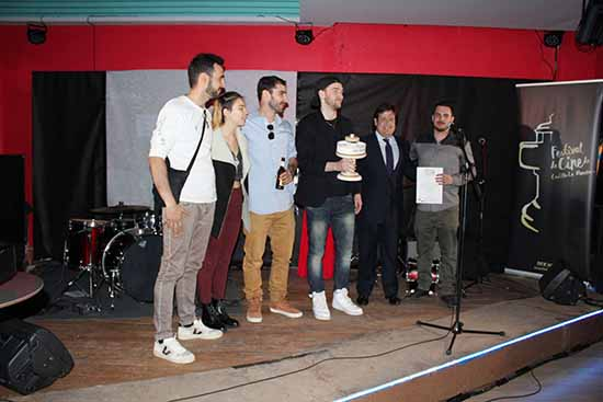 Premio Mejor videoclip Into the night