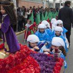 El Viernes de Dolores despunta con la procesión infantil de los Marianistas