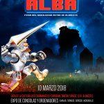RetroAlba celebra su quinta edición este sábado 10 de marzo