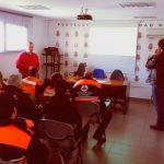 El voluntariado de Protección Civil velará por la seguridad de la Semana Santa 2018