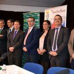 """Arranca en Terrinches la """"Jornada sobre desarrollo rural y despoblación en Ciudad Real"""" con cerca de 200 asistentes"""
