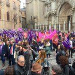 """8-Marzo: """"Huelga histórica y alto seguimiento"""" en Castilla-La Mancha, según los sindicatos"""