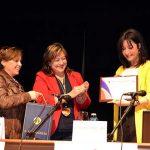 Homenajean a todas las mujeres de Villarrubia de los Ojos en la figura de una joven emprendedora de la localidad