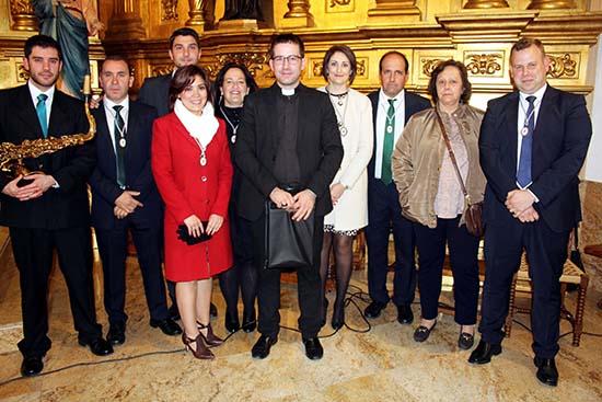 Villarrubia 3 pregonero con miembros de hddes