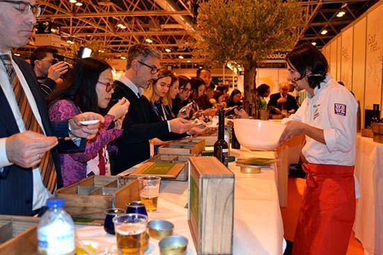 WOOE_Zona gourmet Kike Piñeiro