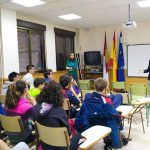 El Instituto de Argamasilla de Calatrava acogió tres talleres para prevenir el acoso entre jóvenes