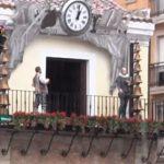 Ciudad Real: El cariñoso guiño del carillón de la Plaza Mayor a la OFMAN