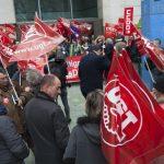 """""""Ni la zanahoria de Montoro ni el plan de ahorro privado de Rajoy"""", los sindicatos reclaman pensiones justas"""