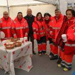 Almodóvar del Campo: El programa 'Personas Mayores' de Cruz Roja vuelve a ser partícipe de la Feria de Marzo