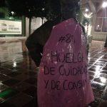 Ciudad Real: Dulcinea y Don Quijote, cada uno con su mandil