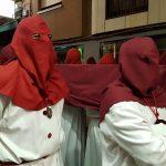 Puertollano: Levantás y nuevo paso a costal en la procesión del Ecce Homo