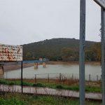 El embalse de Gasset duplica el agua embalsada gracias a las lluvias de los últimos días