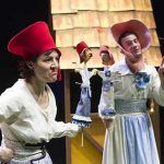 """Puertollano: """"La Fierecilla"""" de 300 Alas Blancas recorrerá ocho escenarios y la Feria Regional de Teatro"""