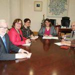 La consejera de Fomento estudia con las alcaldesas de Ciudad Real y Miguelturra las alternativas de conexión entre ambos municipios
