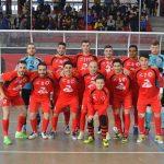 El FSD Puertollano puso el juego y el CD Burela FS puso los goles