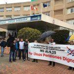 """La Plataforma de Jubilados y Pensionistas de Puertollano reivindica el nuevo hospital y condena el uso """"electoralista"""" de la sanidad"""