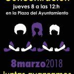 """Puertollano:""""Juntas avanzamos, Puertollano por la igualdad"""" será el lema de la concentración del 8 de marzo"""