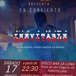 Puertollano: El pop-rock ochentero de los toledanos Inevitable, protagonista este sábado en Pub Luna