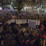 Apoteosis feminista: Una marea violeta inunda las calles de Ciudad Real