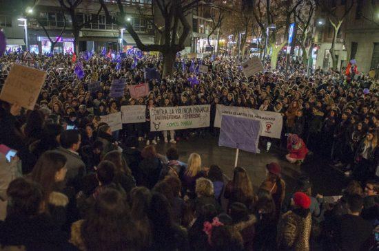 manifestación feminista - 1