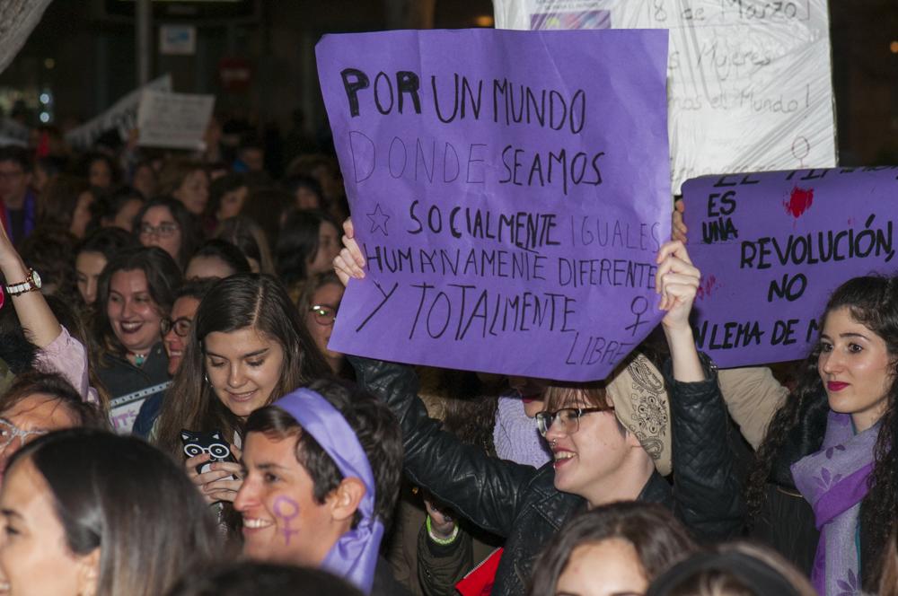 manifestación feminista - 17