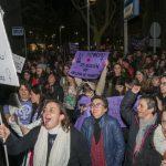 manifestación feminista - 20