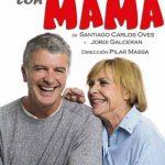 """Puertollano:Maria Luisa Merlo en """"Conversaciones con mamá"""" en la Feria de Mayo"""