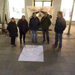 Pacifistas Ciudad Real contra la violencia hacia las mujeres