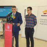 Fundación Repsol y el Complejo Industrial de Repsol promueven una plantación escolar en el corredor verde de Puertollano