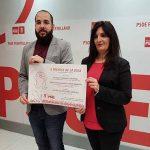 María Luisa Gallardo y Blanca Fernández serán homenajeadas en la segunda edición de los Premios de la Rosa del PSOE de Puertollano